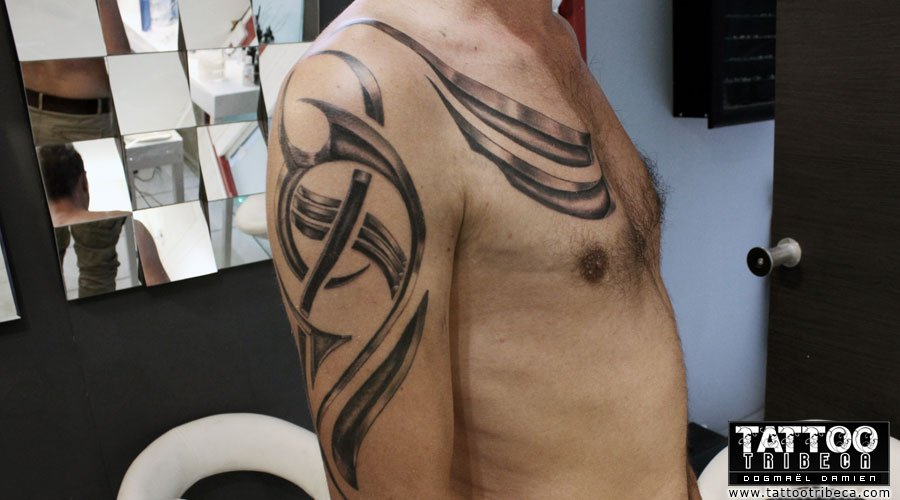 tatouage-tribal-3d